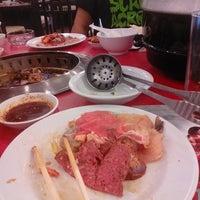 Photo taken at Hanamasa by Zaniesh C. on 8/9/2014