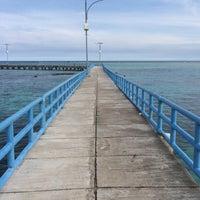 Photo taken at Jembatan Cinta by Febri A. on 3/15/2015