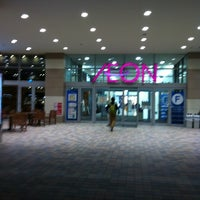Photo taken at AEON MALL by Kazuto T. on 11/7/2012