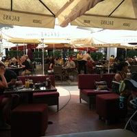Photo taken at Balans Restaurant & Bar by Rob F. on 4/1/2013