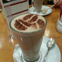 Photo taken at Costa Coffee by eRiaZ on 11/8/2012