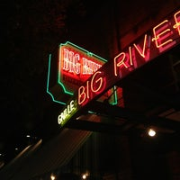 Photo taken at Big River Grille & Brewing Works by Natalia M. on 7/14/2013