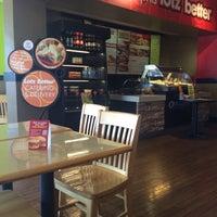 Photo taken at Schlotzsky's Bakery Cafe by Pat B. on 4/29/2015