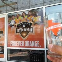 Photo taken at Houston Dynamo Offices by Lorenzo M. on 8/1/2013