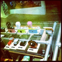 Photo taken at Lomography Berlin meets Lifesmyle by Patrik E. on 10/9/2012