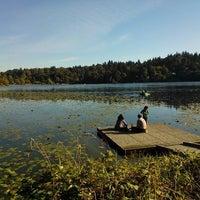 Photo taken at Deer Lake Park by Thomas W. on 10/8/2012