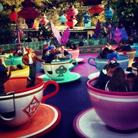 Photo taken at Mad Tea Party by Kieran H. on 2/19/2013