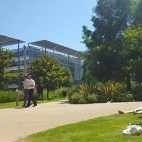 Photo taken at Chiswick Business Park by Alyona T. on 7/19/2016