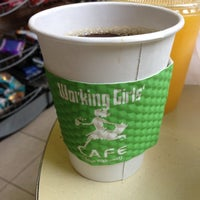 Photo taken at Working Girls' Cafe by Michel S. on 12/16/2012