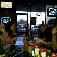 Photo taken at The Hub Grill And Bar by Randy F. on 9/22/2012