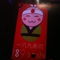Photo taken at Sushi 189 by Angelo Z. on 2/19/2013