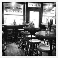 Photo taken at Black Iron Burger by Utsav R. on 2/6/2013