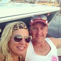 Photo taken at Cherokee Yacht Club & Marina by Cindy M. on 7/5/2013