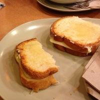 Photo taken at Panera Bread by Elizabeth T. on 12/30/2012