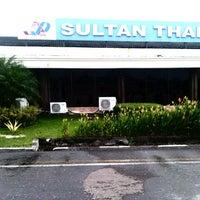 Photo taken at Bandara Sultan Thaha Syaifuddin (DJB) by Zaki I. on 3/28/2013