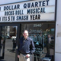Photo taken at Apollo Theater by Derek J. on 4/14/2013
