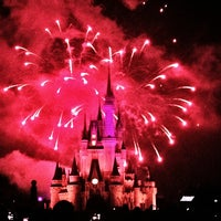 Photo taken at Wishes Nighttime Spectacular by Eduardo M. on 7/19/2013