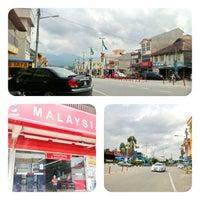 Photo taken at Pengkalan Hulu by Es R. on 4/21/2013