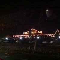 Photo taken at Medan Ikan Bakar Sungai Merab by Es R. on 10/7/2012