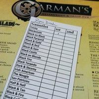 Photo taken at Garman's Irish Pub by @ryandrake on 3/17/2013