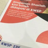 Photo taken at Kumpulan Wang Simpanan Pekerja (KWSP) by Nour M. on 8/10/2016