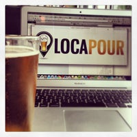 Photo taken at Black Star Co-op Pub & Brewery by Mike L. on 5/31/2013