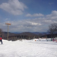 Photo taken at Wintergreen Resort by Copeland C. on 3/13/2013