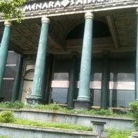 Photo taken at Menara Saidah by Yulhendri S. on 1/28/2014