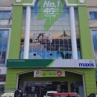 Photo taken at Maxis Centre by PYeong on 8/16/2016