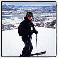 Photo taken at Deer Valley Resort by John C. on 12/29/2012