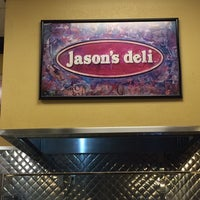 Photo taken at Jason's Deli by Asako V. on 10/6/2014