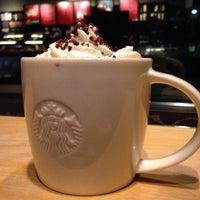 Photo taken at Starbucks by Denisse L. on 11/27/2014