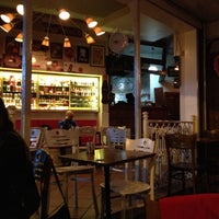 Photo taken at Çıtır Cafe & Pub by Maria B. on 10/8/2012