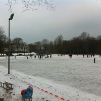 Photo taken at Ijsbaan Ockenburg by Valer M. on 1/19/2013
