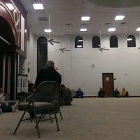 Photo taken at Dar-ul-Salam Islamic Center by Fadi Y. on 3/23/2014