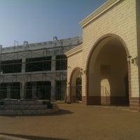 Photo taken at Dar-ul-Salam Islamic Center by Fadi Y. on 8/22/2014
