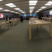 Photo taken at Apple Carrefour Laval by Simon d. on 3/13/2013