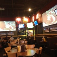 Photo taken at Buffalo Wild Wings by Sarah Katie R. on 9/26/2012