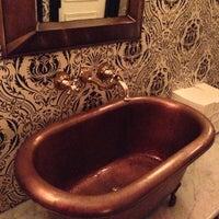 Photo taken at Bathtub Gin by Fabio R. on 10/19/2012