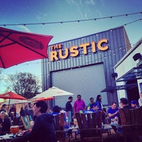Photo taken at The Rustic by Jesse E. on 10/17/2013