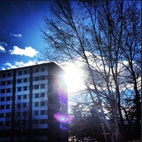 Photo taken at Stoke Hall by UNH Students on 2/1/2013