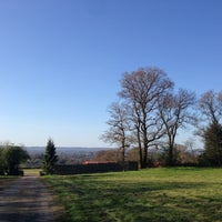 Photo taken at Fordcombe Village by Richard T. on 5/1/2013