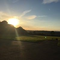 Photo taken at Fordcombe Village by Richard T. on 7/8/2016