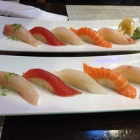 Photo taken at Xaga Sushi & Asian Fusion by Lisa S. on 9/7/2014