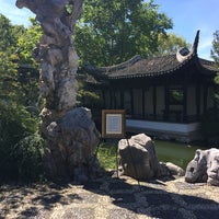 Photo taken at Chinese Scholars' Garden by Diana on 9/14/2014