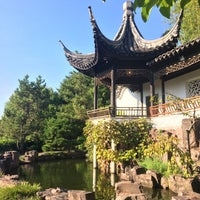 Photo taken at Chinese Scholars' Garden by Diana on 9/24/2015