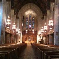 Photo taken at Fourth Presbyterian Church by John R D. on 10/6/2011