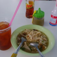 Photo taken at Food Court WTC Matahari by Febrian T. on 5/4/2014