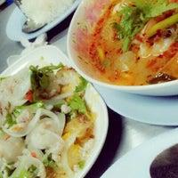 Photo taken at ข้าวต้มจอมพลัง by Vchartpx C. on 3/26/2014