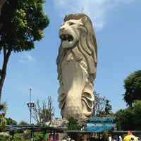 Photo taken at Sentosa Island by Gvozd A. on 7/22/2013